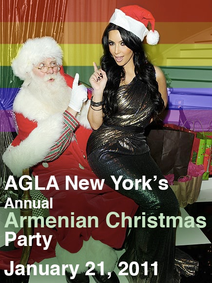 Can look lesbian christmas party photo